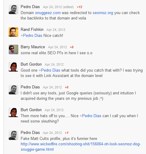 Wonder if matt cutts is gay